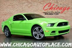 2013_Ford_Mustang_V6 - 3.7L TI-VCT V6 ENGINE REAR WHEEL DRIVE BLACK CLOTH SPORT SEATS MICROSOFT SYNC PREMIUM ALLOY WHEELS XENONS_ Bensenville IL