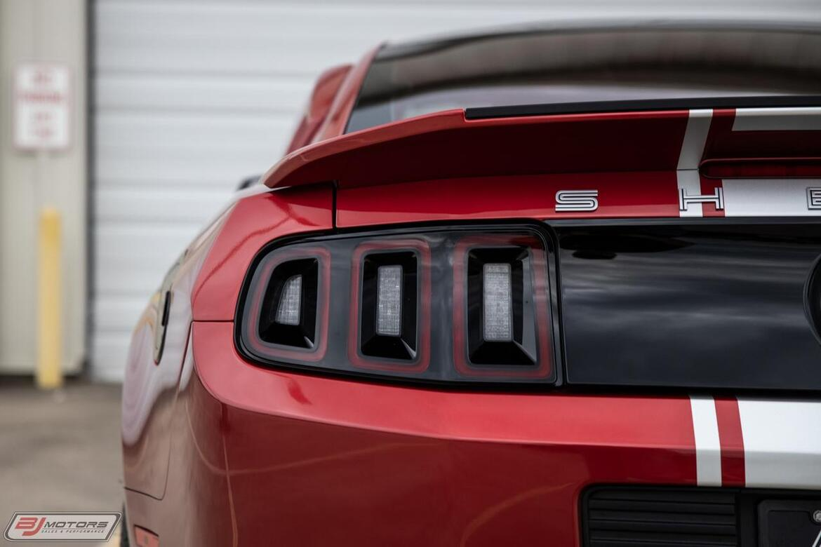 2013 Ford Shelby GT500 Super Snake Tomball TX