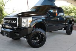 Ford Super Duty F-250 SRW Platinum 2013