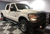 2013 Ford Super Duty F-250 SRW Platinum