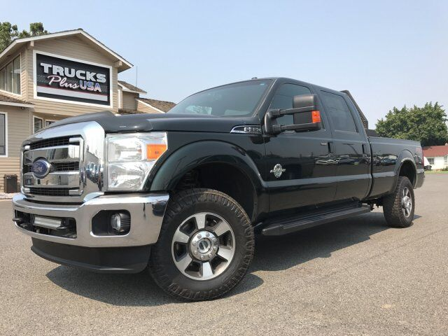 2013 Ford Super Duty F-350 SRW LARIAT PICKUP 4D 8 F Union Gap WA