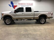 2013_Ford_Super Duty F-350 SRW_Lariat FX4 4x4 Diesel Lifted Gps Navi Camera Leather Bluetooth_ Mansfield TX