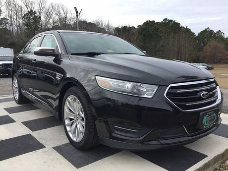 2013 Ford Taurus 4d Sedan Limited V6 Outer Banks NC
