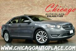 2013_Ford_Taurus_Limited - 3.5L TI-VCT V6 ENGINE FRONT WHEEL DRIVE BLACK LEATHER HEATED/COOLED SEATS KEYLESS GO SONY AUDIO SUNROOF WOOD GRAIN INTERIOR TRIM_ Bensenville IL