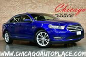 2013 Ford Taurus SEL - 3.5L TI-VCT V6 FFV ENGINE FRONT WHEEL DRIVE NAVIGATION BACKUP CAMERA KEYLESS GO BLACK LEATHER HEATED SEATS SUNROOF BLUETOOTH