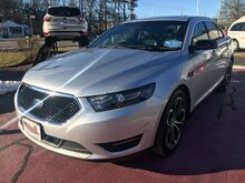2013_Ford_Taurus_SHO_ Marshfield MA
