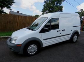 Ford Transit Connect Cargo Van XL 2013