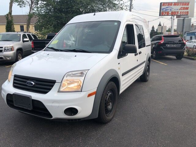 2013 Ford Transit Connect XLT North Reading MA