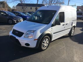 Ford Transit Connect XLT 2013