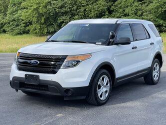 Ford Utility Police Interceptor (fleet-only)  2013