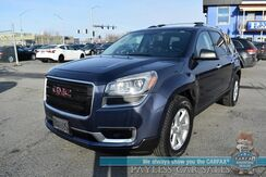 2013_GMC_Acadia_SLE / AWD / Auto Start / 3rd Row / Seats 8 / Back Up Camera / Aux Jack / Cruise Control / Low Miles / 1-Owner_ Anchorage AK
