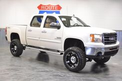 2013_GMC_Sierra 1500_6'' FAB TECH LIFT! 20'' XD WHEELS/BRAND NEW NITTO AGGRESSIVE TIRES! LEATHER LOADED! OFF ROAD 4WD! LOW MILES!!_ Norman OK