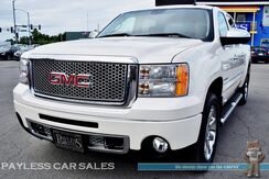 2013_GMC_Sierra 1500_Denali / 4X4 / Crew Cab / 6.2L V8 / Heated & Cooled Leather Seats / Heated Steering Wheel / Sunroof / Bose Speakers / Auto Start / Back-Up Camera / Bluetooth / Bed Liner / Tow Pkg / 1-Owner_ Anchorage AK