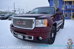 2013_GMC_Sierra 1500_Denali / AWD / 6.2L Vortec V8 / Auto Start / Heated & Cooled Leather Seats / Heated Steering Wheel / Bose Speakers / Sunroof / Back Up Camera / Bluetooth / Bed Liner / Aux Jack / Block Heater / Tow Pkg_ Anchorage AK