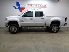 GMC Sierra 1500 SLE 4WD Lifted Wheels 35in Tires Leather Camera 2013