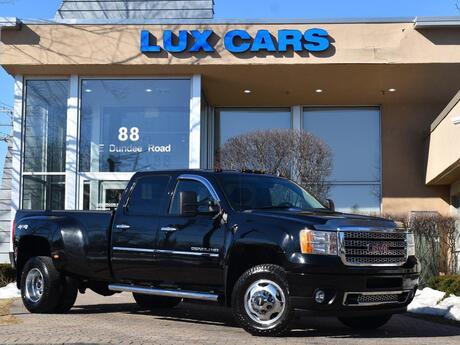 2013 GMC Sierra 3500HD Denali Diesel Dually Nav 4WD MSRP $63,605 Buffalo Grove IL