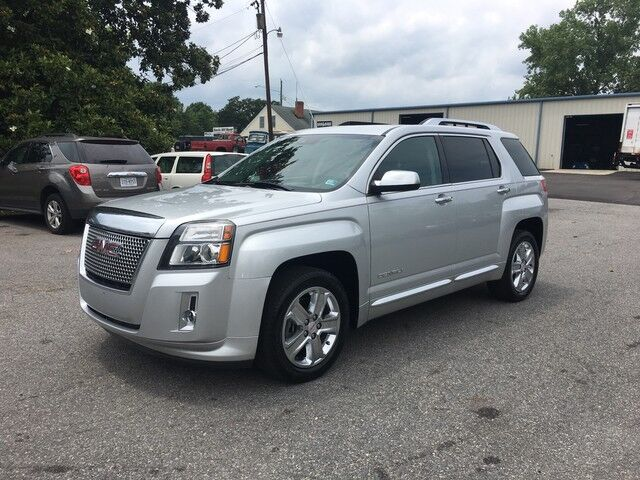 2013 GMC Terrain Denali Richmond VA