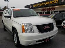 2013_GMC_YUKON_XL SLT 4X4, CERTIFIED W/WARRANTY, LEATHER, 3RD ROW, BACKUP CAM, REMOTE START, ABSOLUTELY GORGEOUS!!!_ Norfolk VA