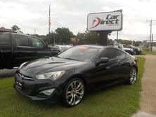 HYUNDAI GENESIS COUPE 380GT R-SPEC, ONE OWNER, CERTIFIED W/WARRANTY, LEATHER, BLUETOOTH, REMOTE START, 30K MILES! 2013