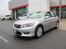 Honda Accord 4dr I4 CVT EX-L 2013