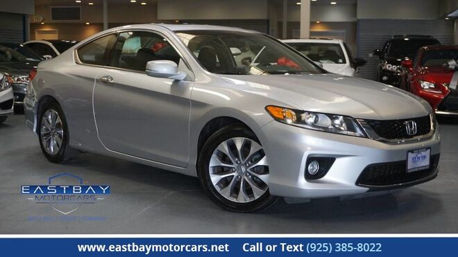 2013_Honda_Accord Cpe_EX_ San Ramon CA