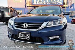 2013_Honda_Accord_EX-L / Automatic / Power & Heated Leather Seats / Sunroof / Auto Start / Bluetooth / Back Up Camera / Right Side Camera / Low Miles / 36 MPG_ Anchorage AK