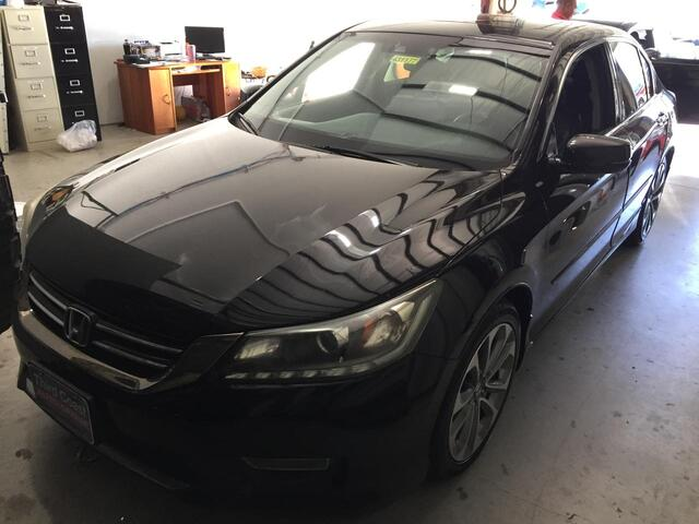 2013 Honda Accord EX-L V6 Sedan AT Austin TX
