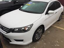 2013_Honda_Accord_LX Sedan CVT_ Austin TX