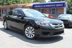 Honda Accord Sdn EX-L 2013