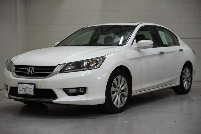 2013 Honda Accord Sdn EX-L Englewood CO