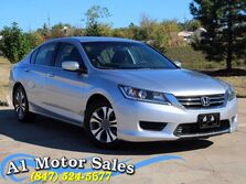 Honda Accord Sdn LX 1 Owner Rear View Camera 2013