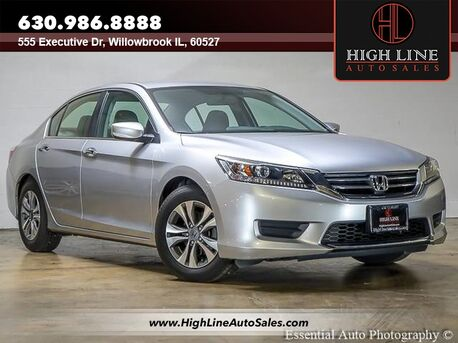2013_Honda_Accord Sdn_LX_ Willowbrook IL
