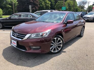 2013_Honda_Accord Sdn_Sport_ Worcester MA