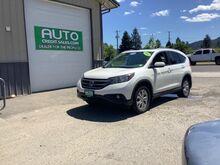 2013_Honda_CR-V_EX-L 4WD 5-Speed AT_ Spokane Valley WA