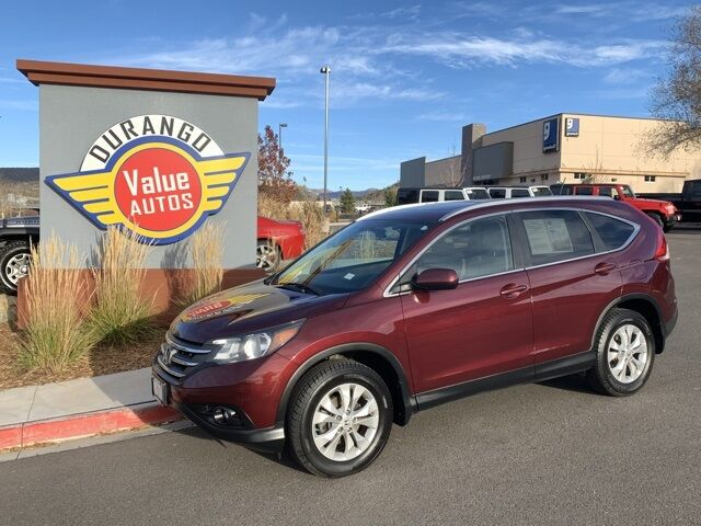 2013 Honda CR-V EX-L Durango CO