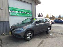 2013_Honda_CR-V_LX 4WD 5-Speed AT_ Spokane Valley WA