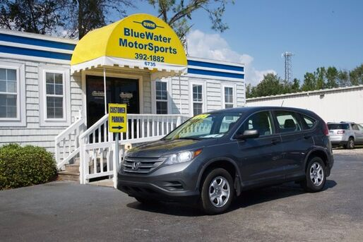 2013_Honda_CR-V_LX_ Wilmington NC