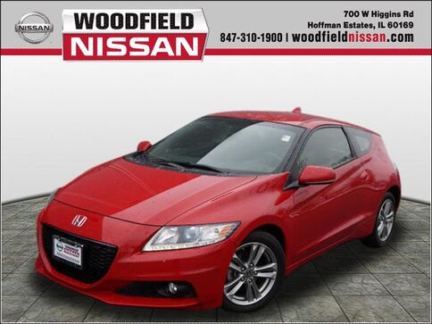 2013_Honda_CR-Z_EX_ Hoffman Estates IL