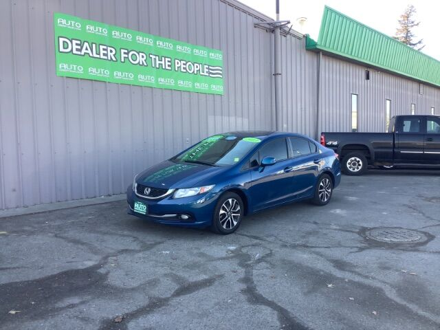 2013 Honda Civic EX-L Sedan 5-Speed AT Spokane Valley WA
