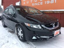 2013_Honda_Civic Hybrid_CVT AT-PZEV_ Spokane WA