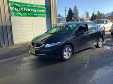 2013_Honda_Civic_LX Sedan 5-Speed AT_ Spokane Valley WA