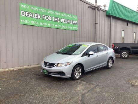 2013 Honda Civic LX Sedan 5-Speed AT Spokane Valley WA