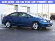2013 Honda Civic Sdn LX Green Bay WI