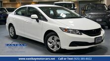 Honda Civic Sdn LX 2013