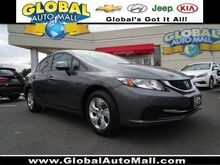 2013_Honda_Civic Sdn_LX_ North Plainfield NJ