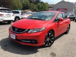 2013 Honda Civic Sdn Si