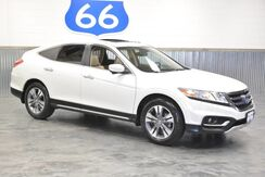 2013_Honda_Crosstour_EX-L 'CROSS OVER!' LEATHER!! SIDE & BACK CAMERA VIEW!! SUNROOF! 1 OWNER! LIKE NEW!!_ Norman OK