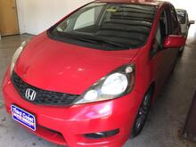 2013_Honda_Fit_Sport 5-Speed AT with Navigation_ Austin TX
