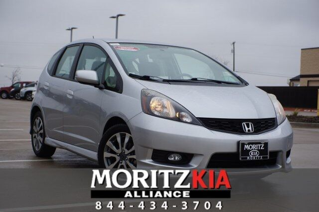 2013 Honda Fit Sport Fort Worth TX