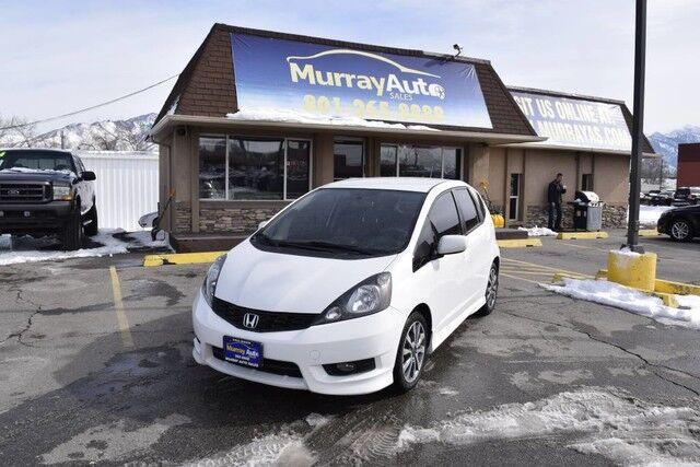 2013 Honda Fit Sport Murray UT